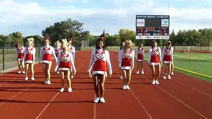 "Fairfield High School ""Hello"" Cheer (+playlist)"