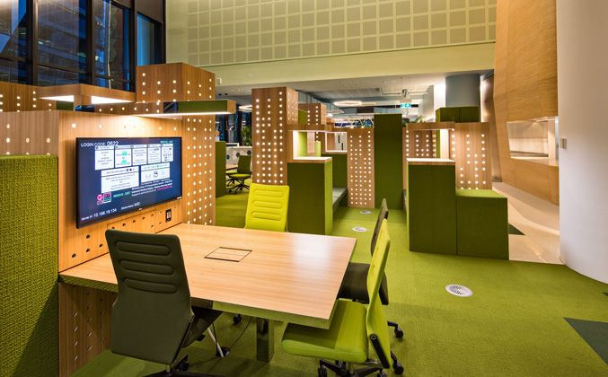 Medibank: building a better workplace | Norman Disney & Young