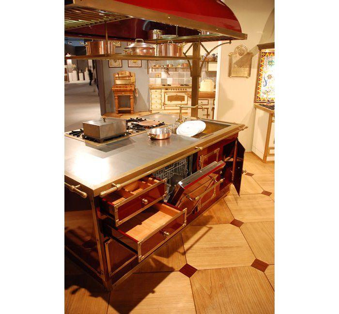 17 migliori idee su cucina in rame su pinterest lavelli - Accessori per cucine in muratura ...