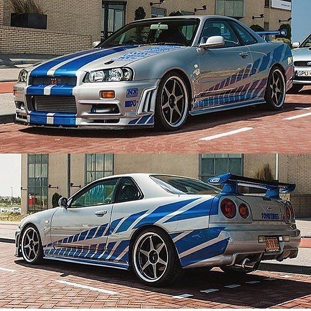 851 Best Images About Paul Walker's Skyline On Pinterest