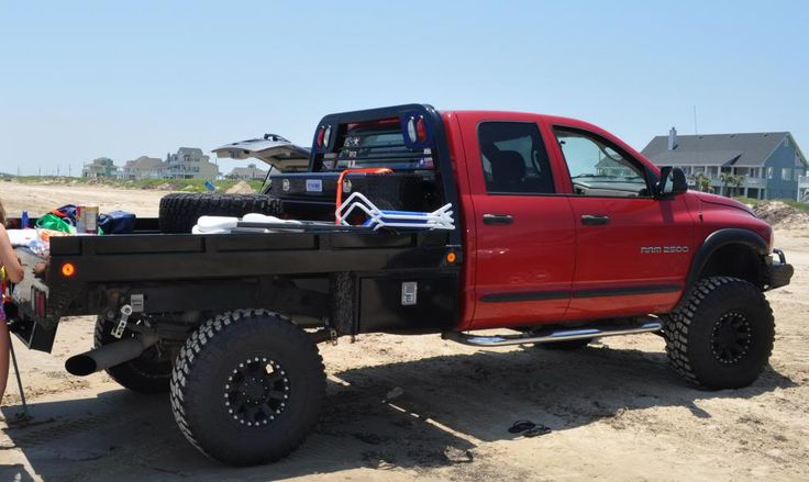 Fourth Gen Cummins Dually Flatbed Trucks And 4x4 S
