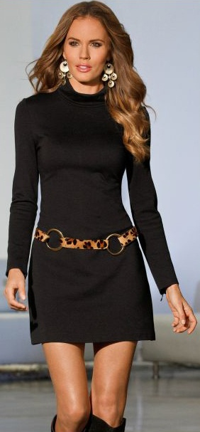 I have owned this dress many times over the decades. It's classic. BuyerSelect.com