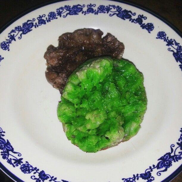 Bikang, indonesian traditional snack