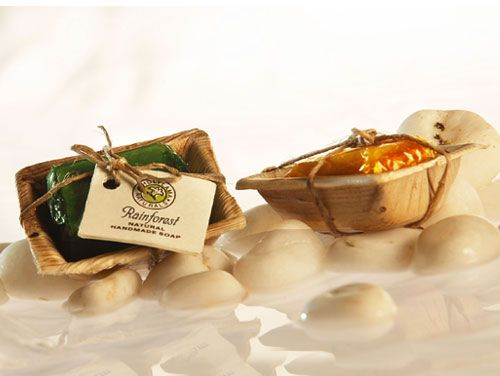 Holy Lama Naturals Herbal Soaps in Nano Pack for Hotels and Spas