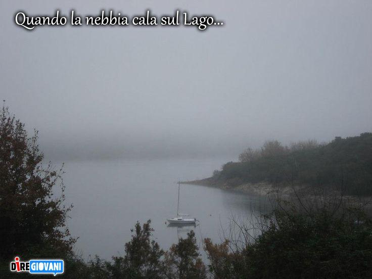 Lake Omodeo - Sardegna, Italy