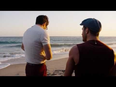 Sensual 'Sense8' Gay Love Scene On The Beach Has Us Wanting More   Instinct