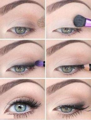 4. #soft eyes # makeup – 42 splendidi # eyes makeup sembra …