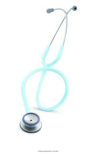 "3MTM Littmann® Classic II S.E. Stethoscope-Size: 28"" Color: Ocean Blue - UOM = Each 1 3M http://www.amazon.com/dp/B00ISBGYS0/ref=cm_sw_r_pi_dp_0A7vwb1NQ4TQ1"