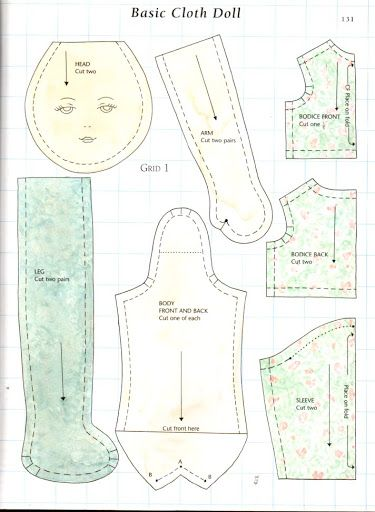 doll making - Yana Kara - Picasa Web Album