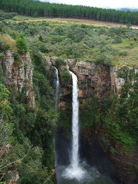 Take a hike in the Drakensberg.