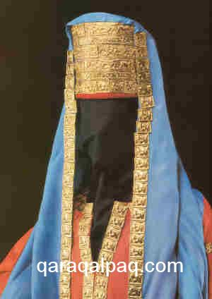 (Scythian headdress) In depth account of female head dress in near to mid-east nomadic woman during the ages. Details fibers and design, some pics to assist