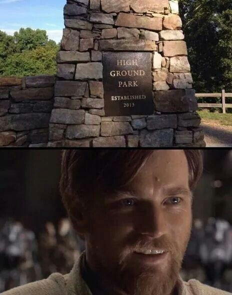 High Ground Park
