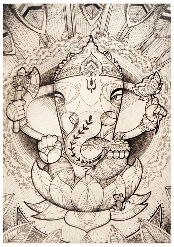 Vinayaka - Lápiz