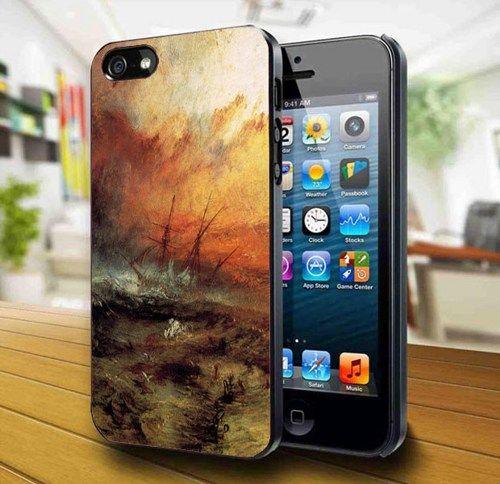 Slave Ship iPhone 5 Case  | kogadvertising - Accessories on ArtFire