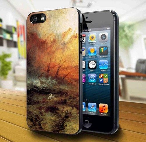 Slave Ship iPhone 5 Case    kogadvertising - Accessories on ArtFire