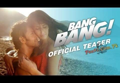 About Video: Bang Bang Movie Trailer Hrithik Roshan, Katrina Kaif First Look Teaser. Bang Bang 2014 ...