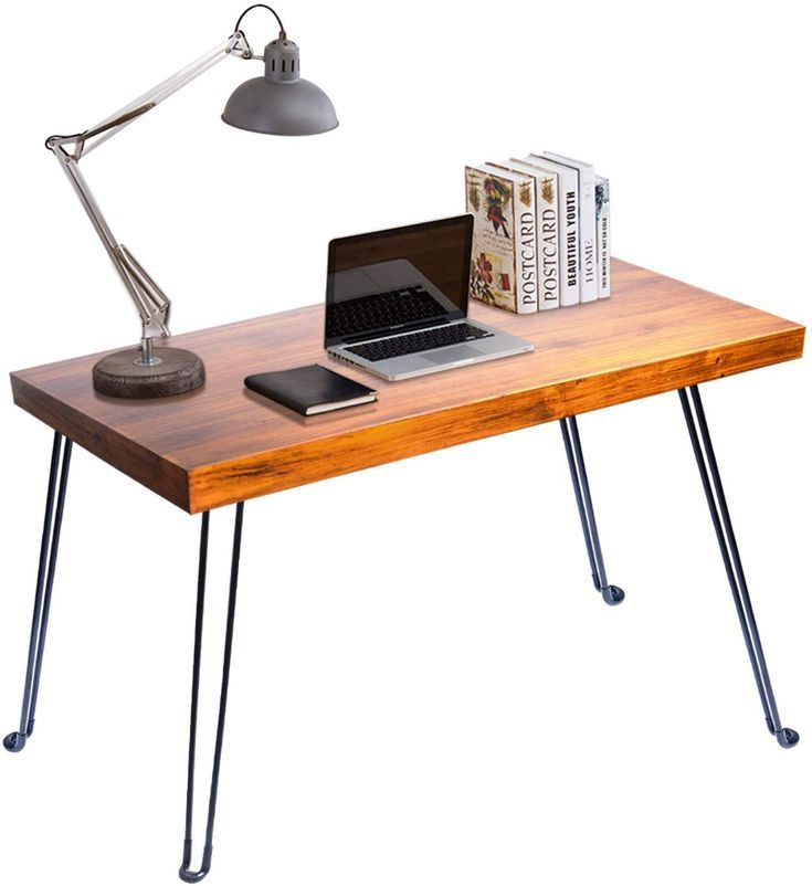 Amazon Com Folding Computer Desk Wishalife Modern Simple Desk
