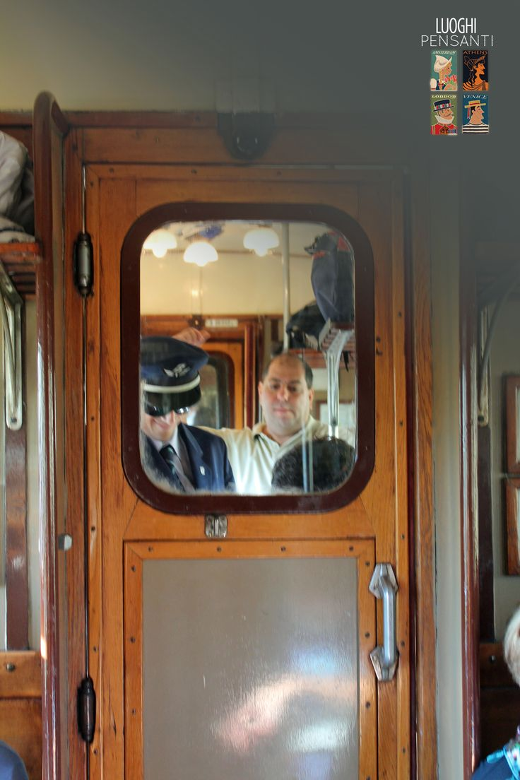 Captain, oh my Captain! - #ferroviekaos #ItaSontheRoad #LuoghiPensanti