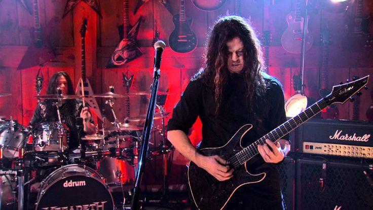 """Megadeth """"Symphony of Destruction"""" Guitar Center Sessions on DIRECTV (+p..."""