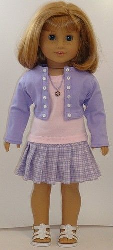 Spring Jacket And Pleated Skirt Outfit For by AngelKissesBoutique, $31.99