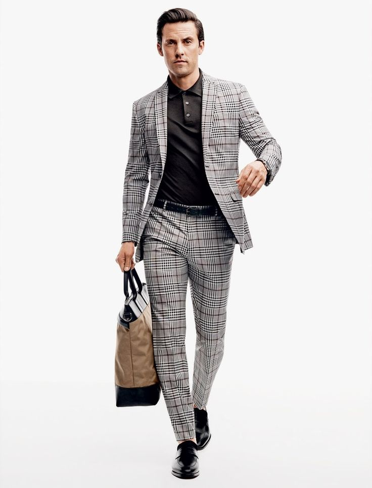 Milo Ventimiglia of 'This Is Us' Wears the Summer's Best Suits | GQ