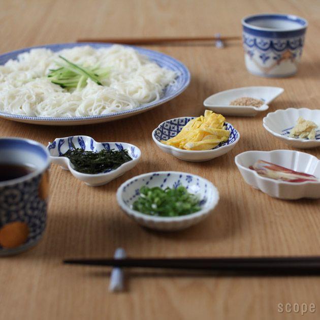 東屋 (あづまや) / 印判豆皿(別注)