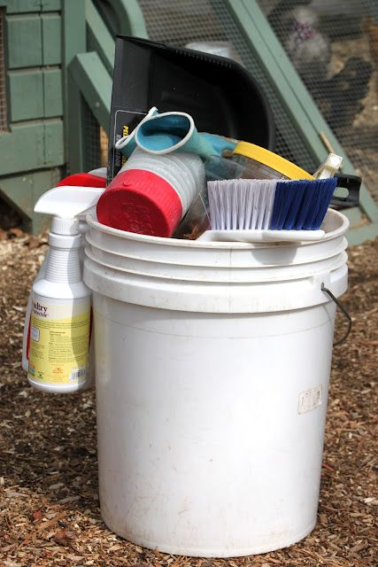 How To Clean the Chicken Coop