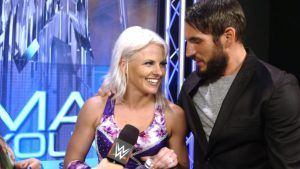 Candice LeRae has signed a deal with WWE