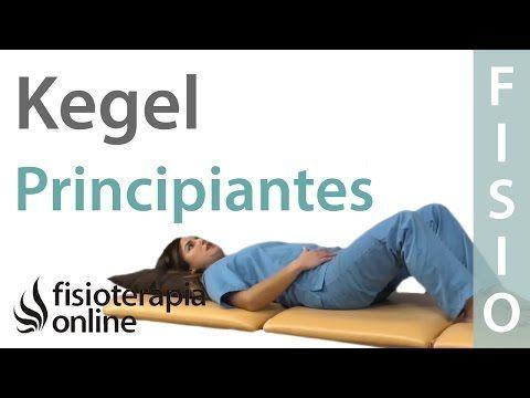 Fortalecer tu suelo pélvico - Ejercicios de Kegel para principiantes - YouTube
