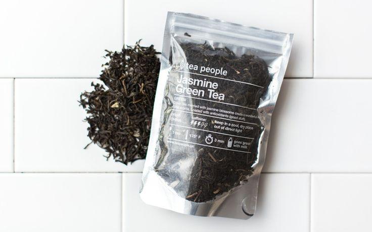 Tea People Jasmine Green Tea x 2