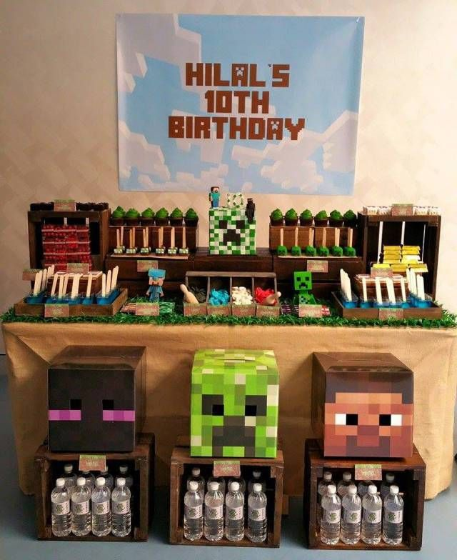 minecraft-party-food-ideas-little-wish-parties-childrens-party-blog