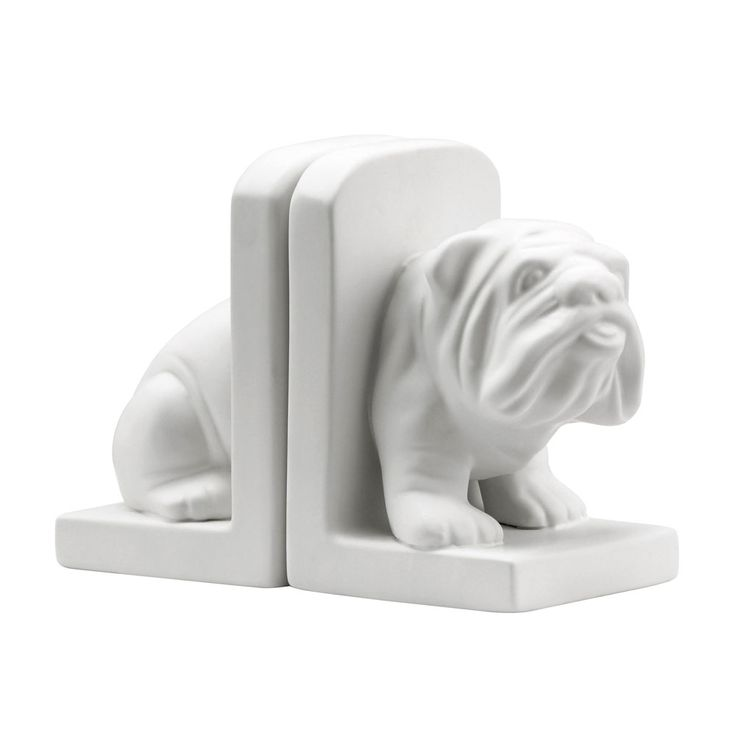 Zuo Modern Ceramic Animal Bookends