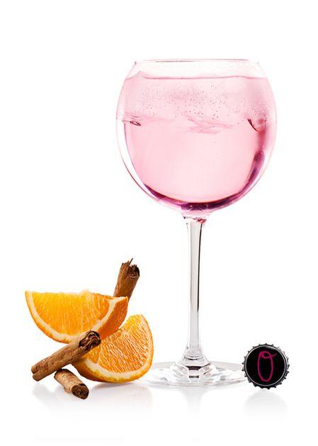 LE FIN DU FIN. Delicado final. #Cocktails #originaltonic #pink