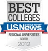 Mount St. Mary's University was named one of the 25 best universities in the region by U.S. News and World Report. The Mount moved up to number 21 in the Regional Universities - North Division - advancing in the ratings for the second year in a row. Plus, the Mount made the Report's A+ Schools for B Students list in the North Region for the first time this year.  The Mount also made the U.S. News and World Report's A+ Schools for B Students list in the North Region for the first time this…