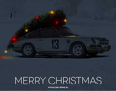 """Check out new work on my @Behance portfolio: """"Porsche Xmas card and wallpaper"""" http://be.net/gallery/60433045/Porsche-Xmas-card-and-wallpaper"""