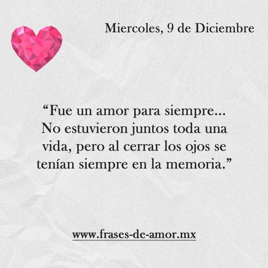 Un amor para toda la vida*