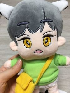 Exo Doll Chan Yeol Park Chanyeol Doll Korea Fanmade Plush Doll   eBay