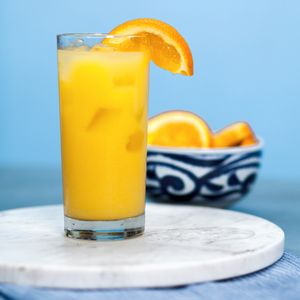 "Simple Screwdriver | MyRecipes.com  ""Vodka and orange juice—it doesn't get much easier."""