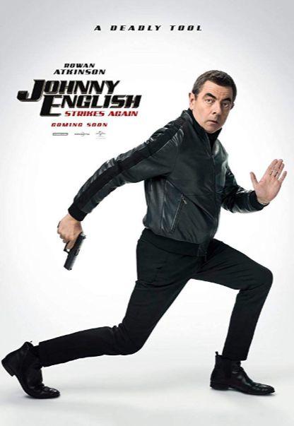 Johnny English Strikes Again Stream