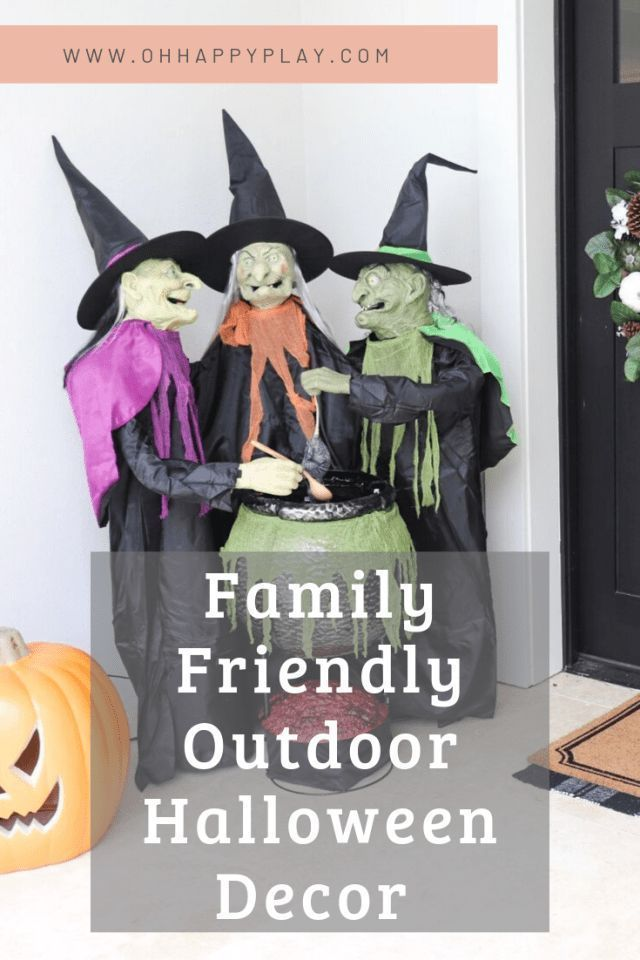 I Am Thrilled To Share My Partnership With Homedepot And Get Our New Home Spookified For Hallow Home Depot Halloween Outdoor Halloween Halloween Decorations