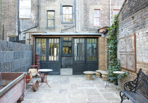 : The Doors, Black Doors, Building Plans, Vintage Spaces, Castles Gibson, Photos Shoots, Outdoor Spaces, 5Sa Outdoor, Back Yard