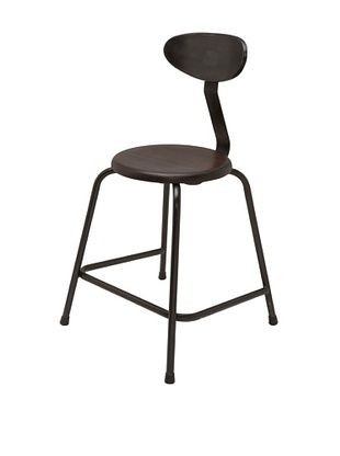 44% OFF Industrial Chic Work Chair, Sepele