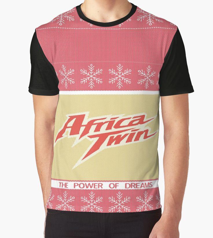 Africa Twin Winter T-Shirt