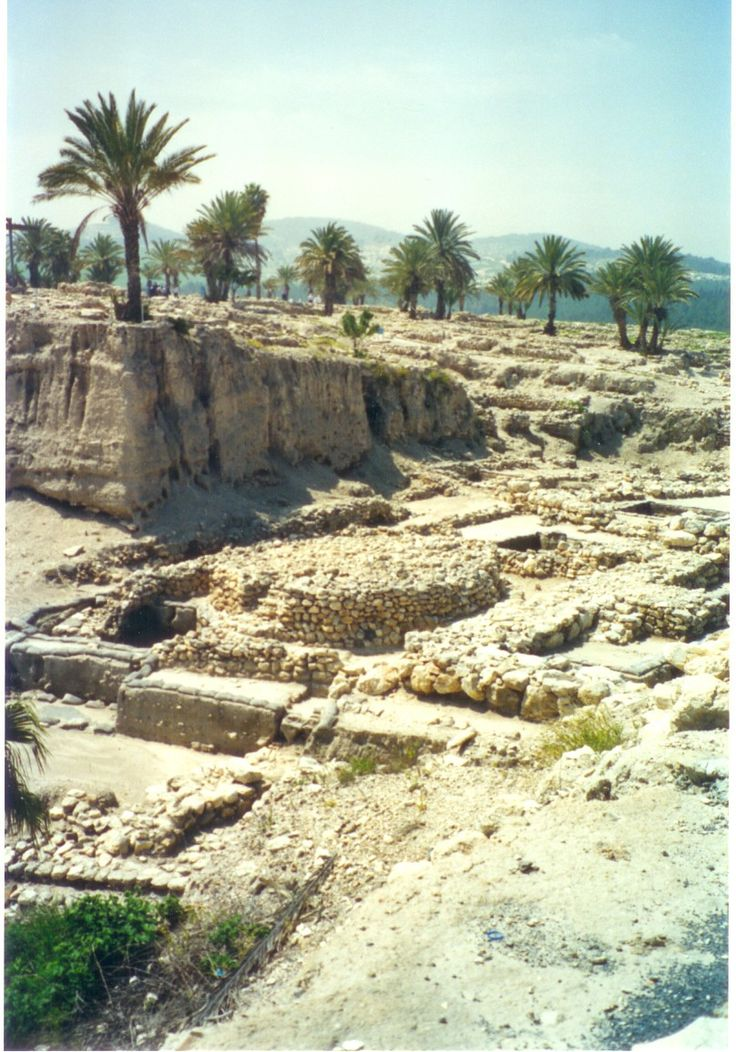 Tel Megiddo is the location of the final battle between Jesus Christ and his enemies (Revelation 16).