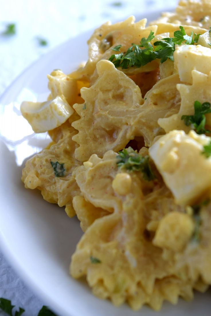 Fast & Easy Deviled Egg Pasta Salad is the perfect summer picnic or family get-together potluck recipe. It's inexpensive and feeds a crowd. And, no party is complete without deviled eggs! I love everything about deviled eggs, which is why…