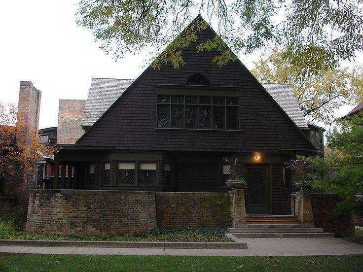 FL Wright's Home, Oak Park