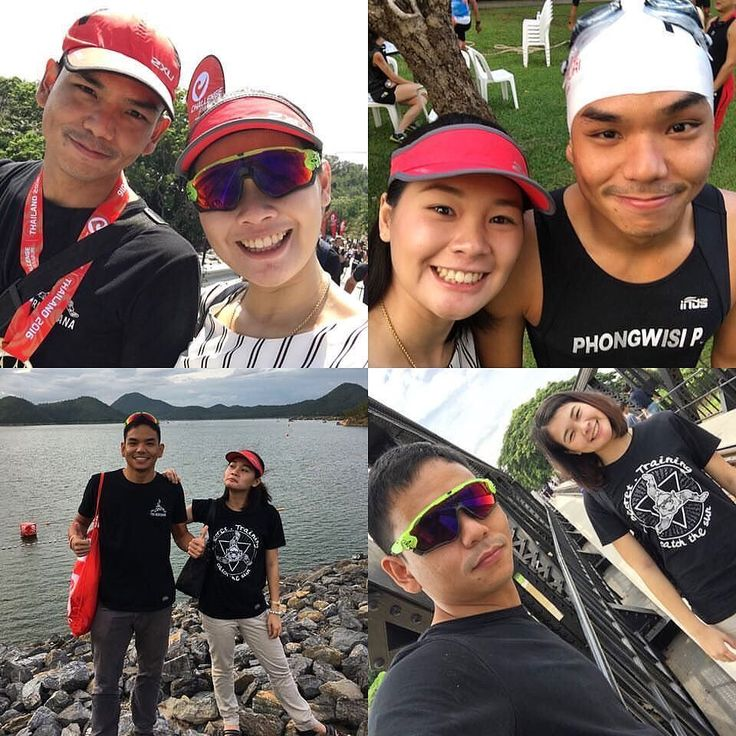 Team Doctors on location at @challengethailand with ample #swag looking h-h-h-hot as f-f-fuck! Great to see @nephongsutham out on the #Challenge_th #Olympic course today. The toughest race so far! Well played #brofist  #triathlon #trilife #Thailand #catchthesun #Kanchanaburi #ChallengeThailand #triathlontraining #fitnessmotivation #tri #swimbikerun #ironman