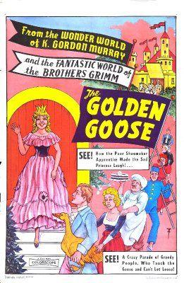The Golden Goose (Die goldene Gans) (1964, East Germany)
