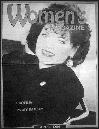 Patsy Ramsey Jon Benets mother an ex model