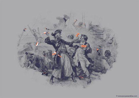 Modern warfareBeards, Pirates Life, Videos Games, Illustration, Art Prints, Jacques Mae, Graphics, Jeans Leon, Epic Battle